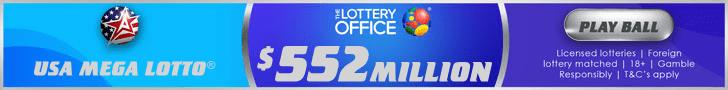 USA Mega Lotto